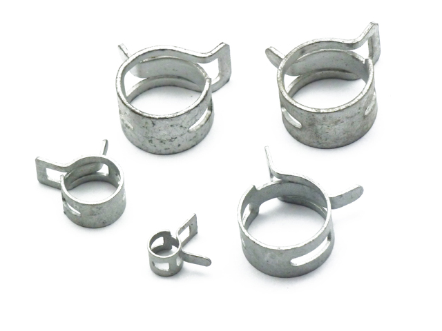 Spring band hose clamp clamps wenzhou shifeng